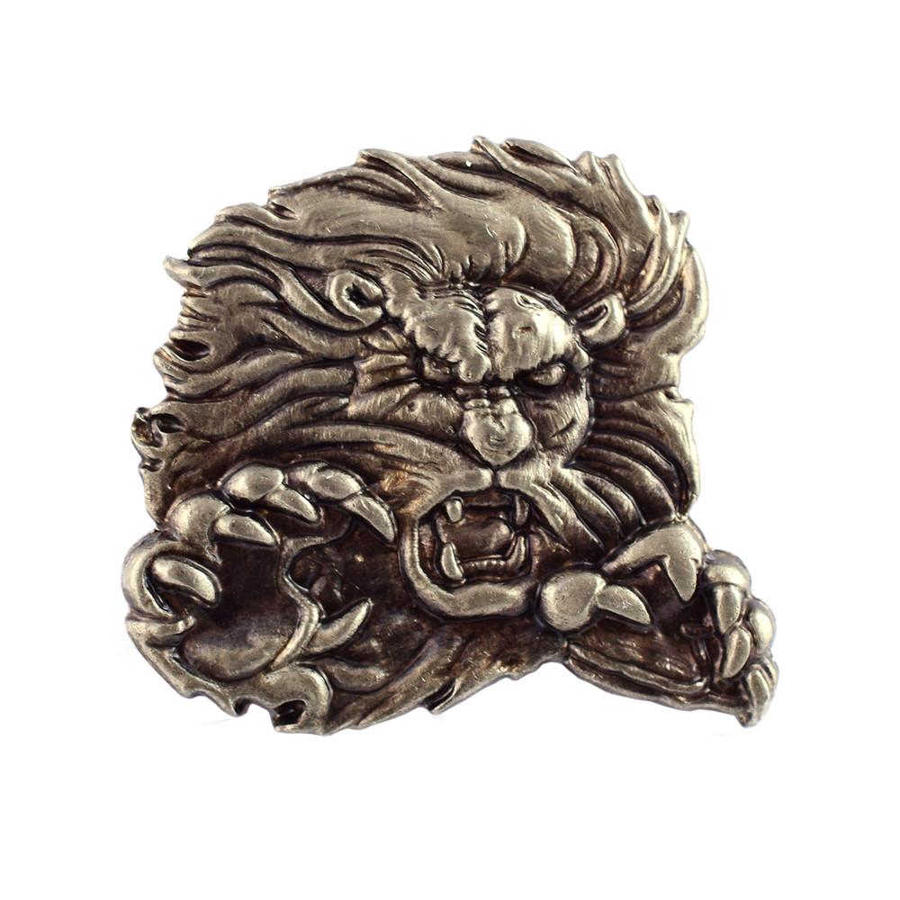 Przypinka metalowa Włókniarz